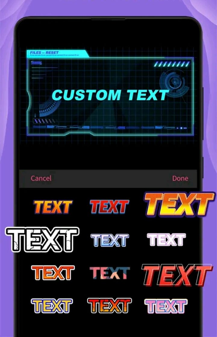 Intro Maker Apk V3.5.2 (Mod, Vip Unlocked, Without Water Mark) 5