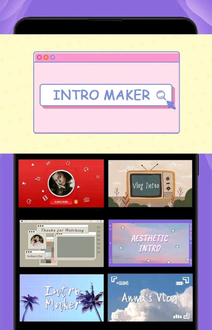 Intro Maker Apk V3.5.2 (Mod, Vip Unlocked, Without Water Mark) 2