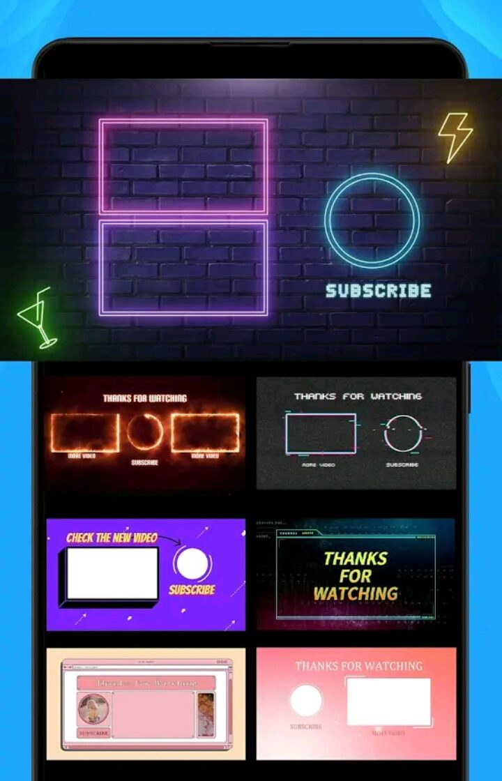 Intro Maker Apk V3.5.2 (Mod, Vip Unlocked, Without Water Mark) 1