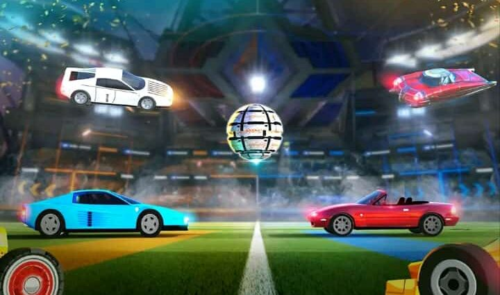 Rocket league Mod apk 2021 latest updated Version Unlimited Money and Coins 4