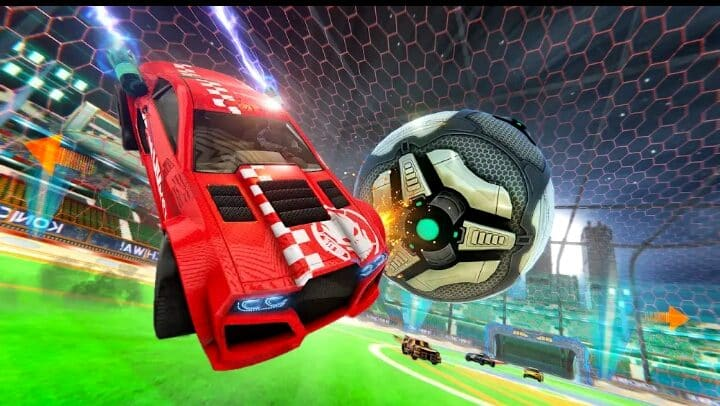 Rocket league Mod apk 2021 latest updated Version Unlimited Money and Coins 6
