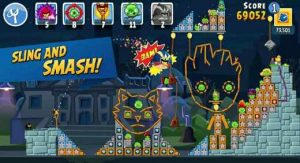 Angry Birds classic 2 Mod Apk Download 9.9.0 (Unlimited money, Free energy ) 2