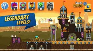 Angry Birds classic 2 Mod Apk Download 9.9.0 (Unlimited money, Free energy ) 4