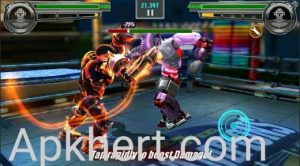 Real Steel Boxing Champions Apk Unlimited Money Coins All Unlocked 1