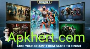 Real Steel Boxing Champions Apk Unlimited Money Coins All Unlocked 5