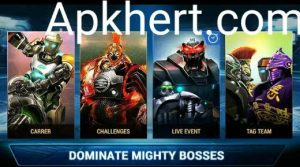Real Steel Boxing Champions Apk Unlimited Money Coins All Unlocked 4