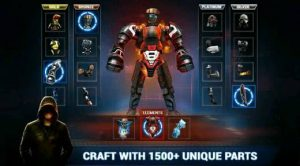 Real Steel Boxing Champions Apk Unlimited Money Coins All Unlocked 3