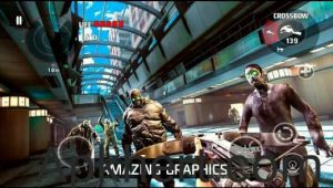 Download Dead Trigger Mod Apk (Unlimited Gold And Money) 3