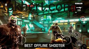 Download Dead Trigger Mod Apk (Unlimited Gold And Money) 5