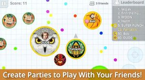 Agar.io Mod APK V2.16.2 Download free For Android(Unlimited Coin & Gold) 2