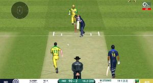 Download Real Cricket 20 MOD Game For Android Free Unlimited Money 3