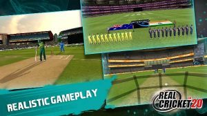 Download Real Cricket 20 MOD Game For Android Free Unlimited Money 2