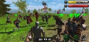 Steel And Flesh MOD APK V1.3 Unlimited (Health,Army, Points) Immortality 1